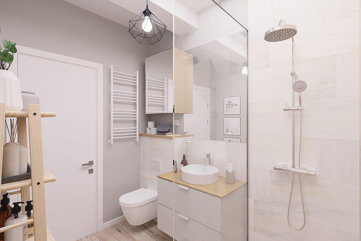 adelaparvu.com despre idei proiecte bai mici, design Andreea Besliu, AlderaminRo, randare Maria Tache (1)
