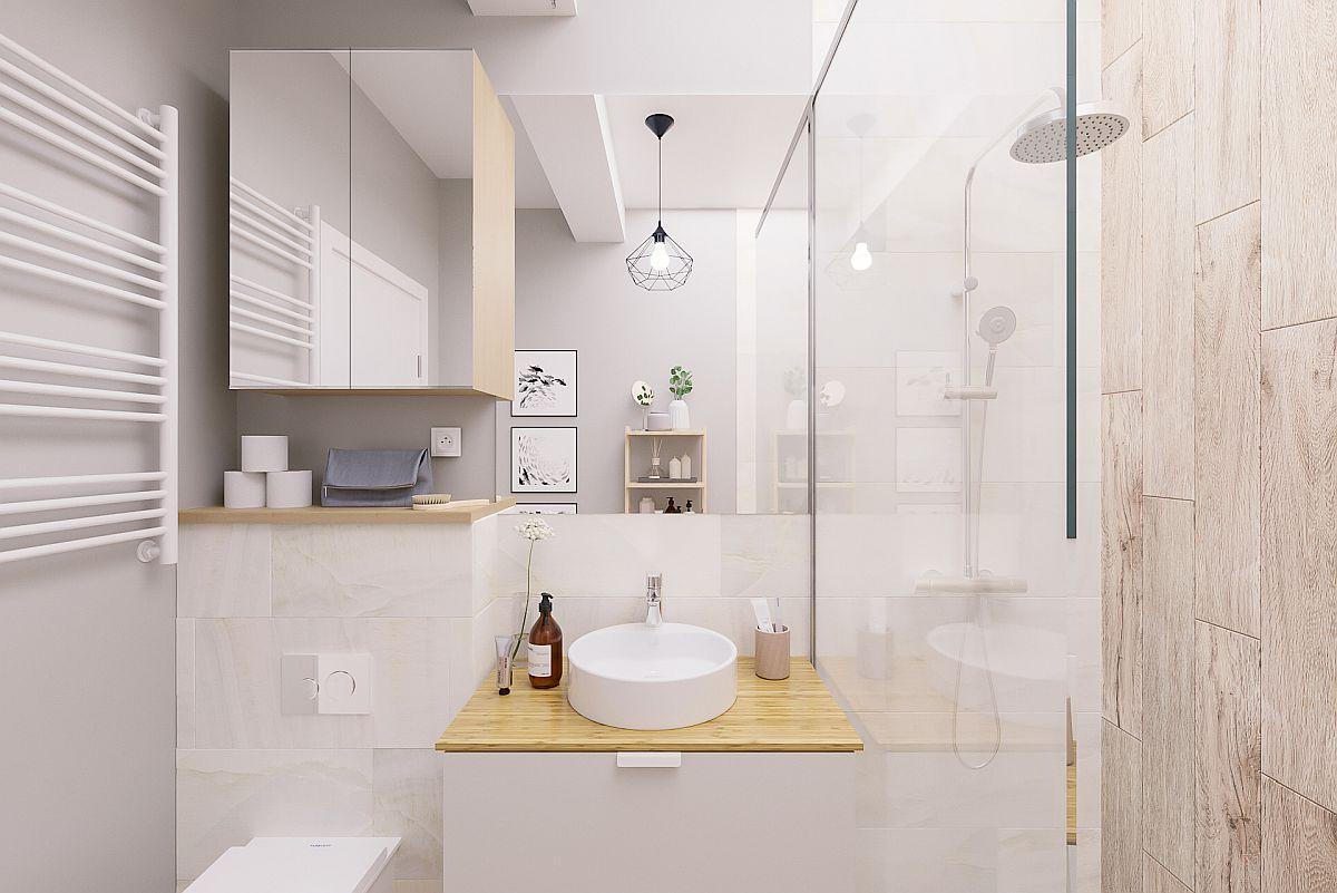 adelaparvu.com despre idei proiecte bai mici, design Andreea Besliu, AlderaminRo, randare Maria Tache (2)