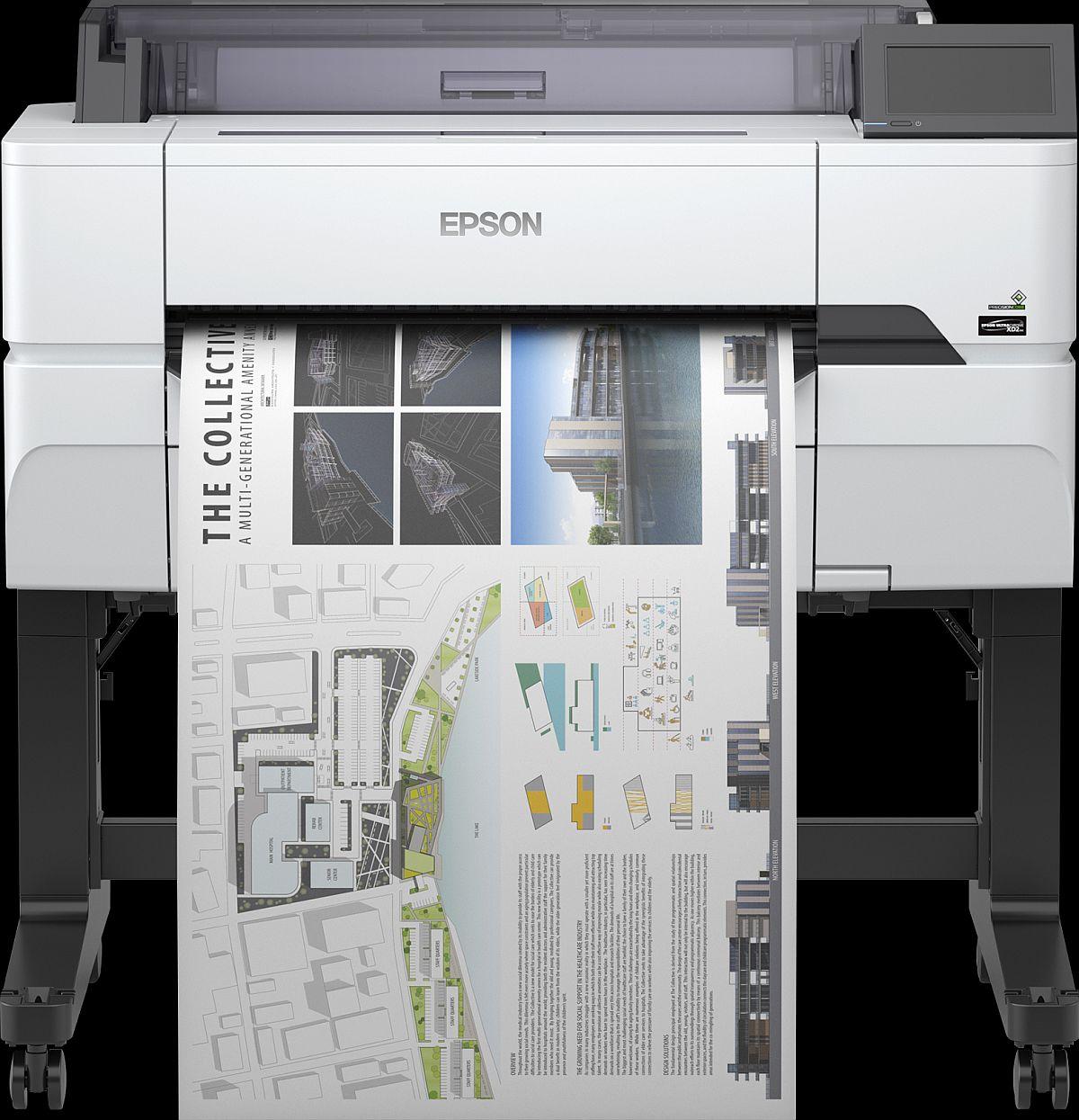 adelaparvu.com despre imprimante pentru arhitecti, designeri, ingineri, artisti, model Epson SC-T3400 (2)