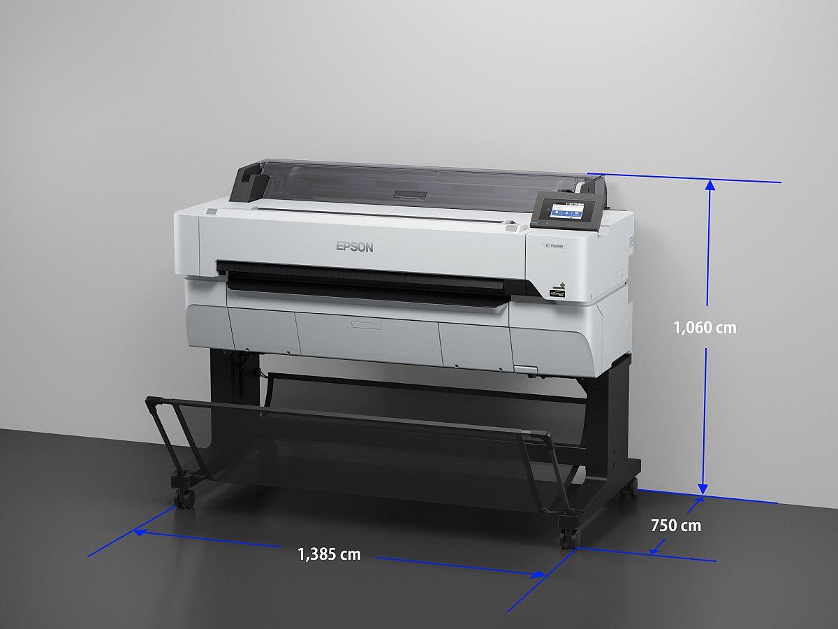 adelaparvu.com despre imprimante pentru arhitecti, designeri, ingineri, artisti, model Epson SC-T5400 (1)