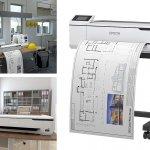 adelaparvu.com despre imprimante pentru arhitecti, designeri, ingineri, artisti, modele Epson