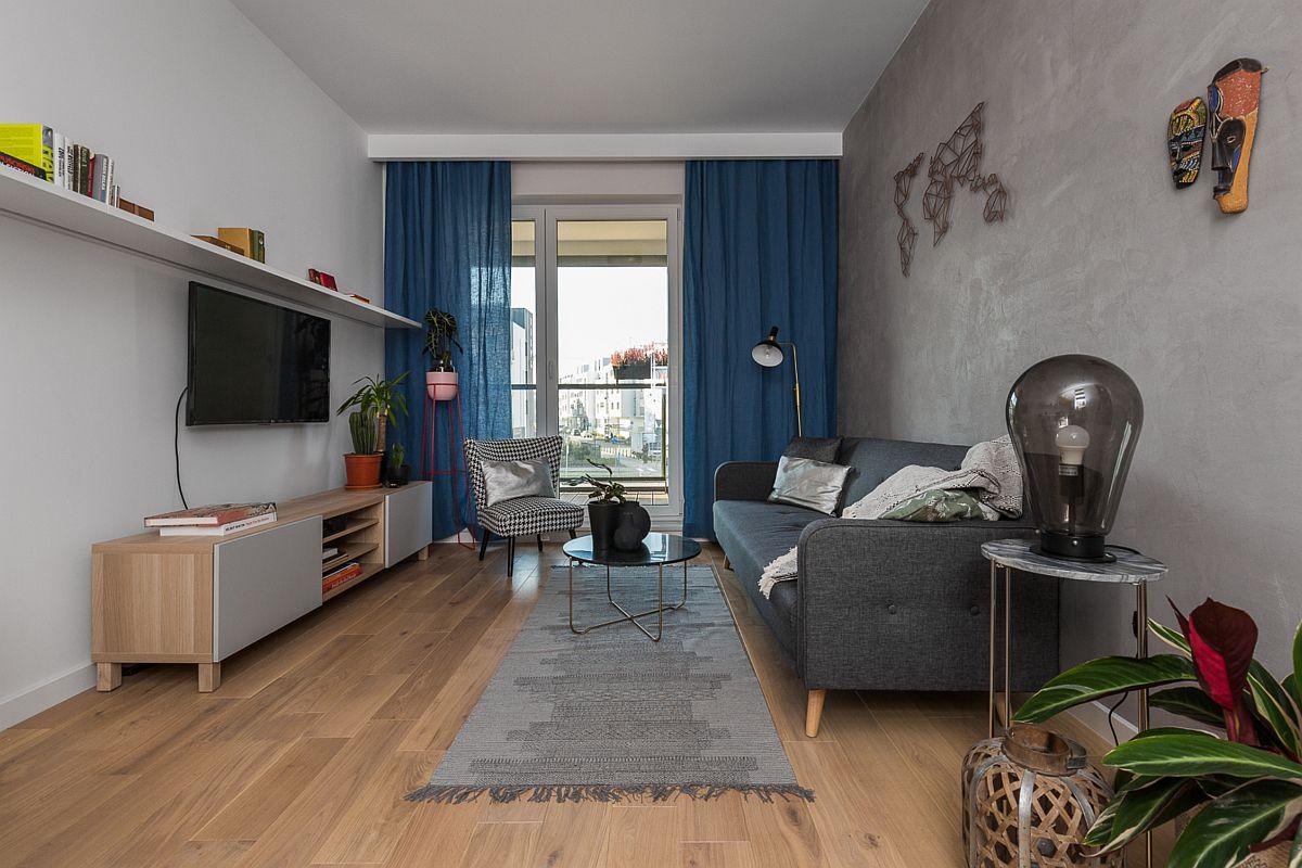 adelaparvu.com despre locuinta 40 mp, Polonia, design Capricorn Interiors, Foto Katy Proste (2)