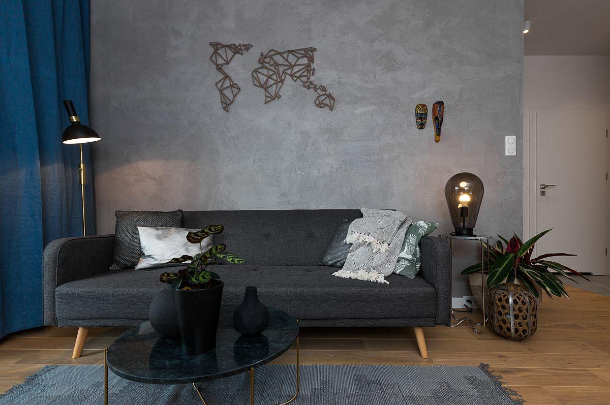 adelaparvu.com despre locuinta 40 mp, Polonia, design Capricorn Interiors, Foto Katy Proste (3)