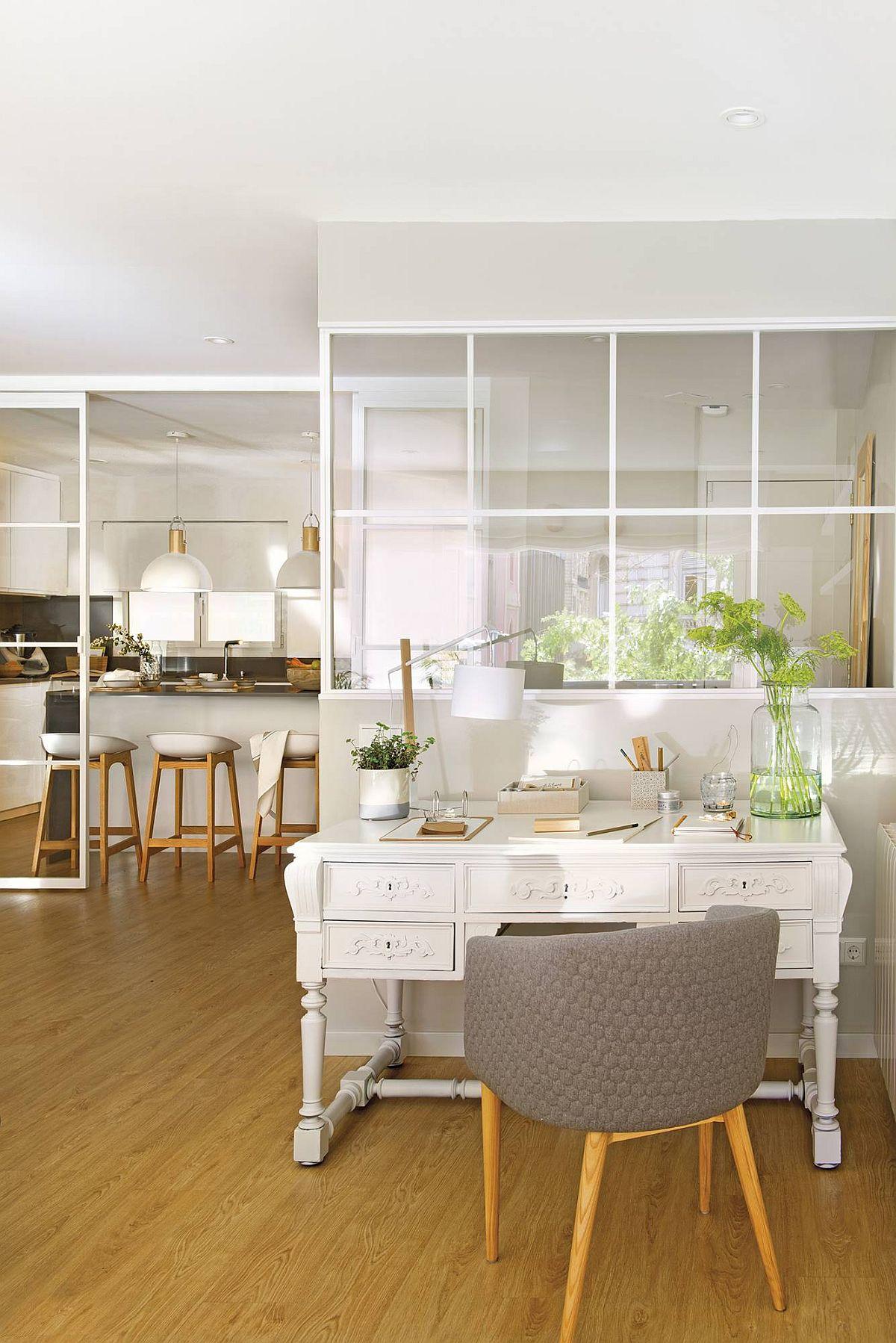 adelaparvu.com despre amenajare apartament luminos, 85 mp, design interior I Loft You Studio, Barcelona, Foto ElMueble, Stella Rotger (8)
