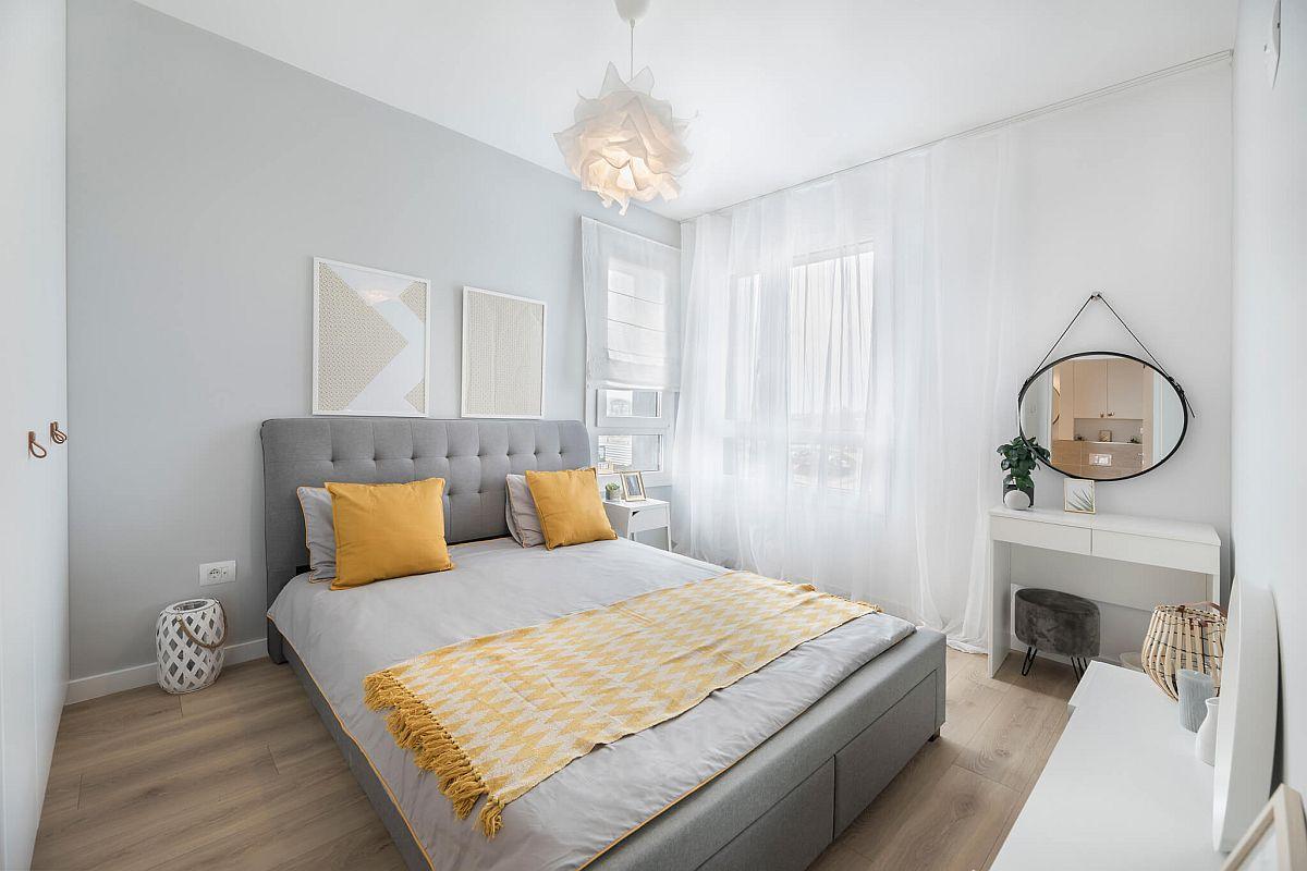 adelaparvu.com despre amenajare apartament 66 mp Afi City Bucuresti, design Alderamin Studio, Foto (1)