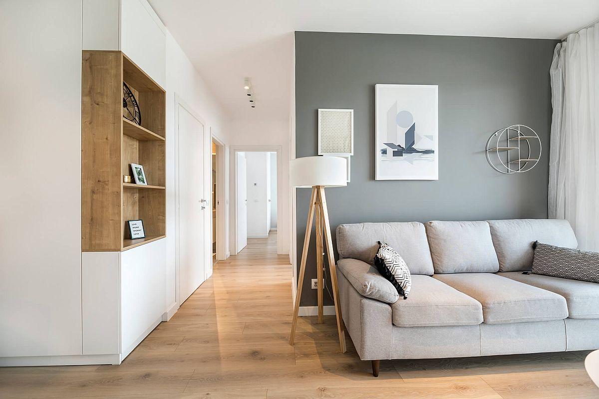 adelaparvu.com despre amenajare apartament 66 mp Afi City Bucuresti, design Alderamin Studio, Foto (10)