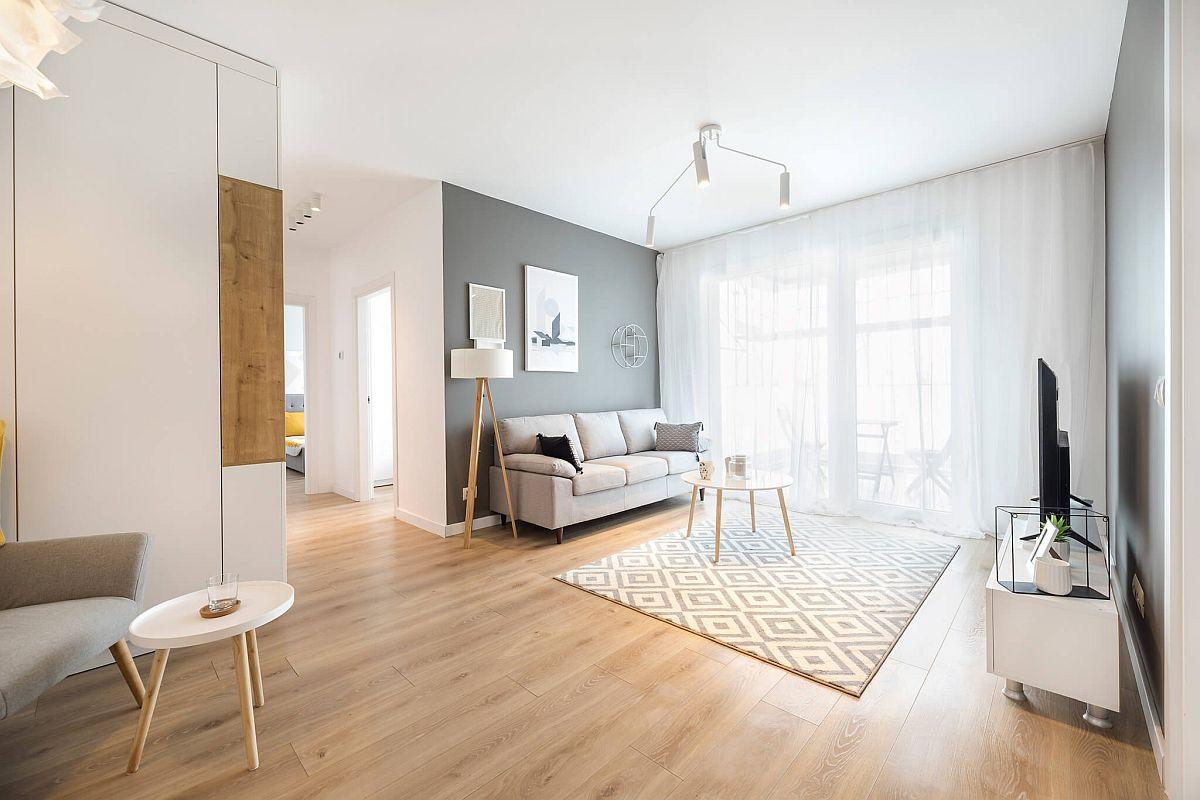 adelaparvu.com despre amenajare apartament 66 mp Afi City Bucuresti, design Alderamin Studio, Foto (11)