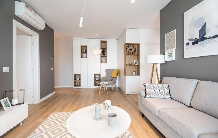 adelaparvu.com despre amenajare apartament 66 mp Afi City Bucuresti, design Alderamin Studio, Foto (12)