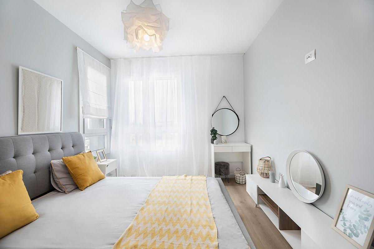 adelaparvu.com despre amenajare apartament 66 mp Afi City Bucuresti, design Alderamin Studio, Foto (2)