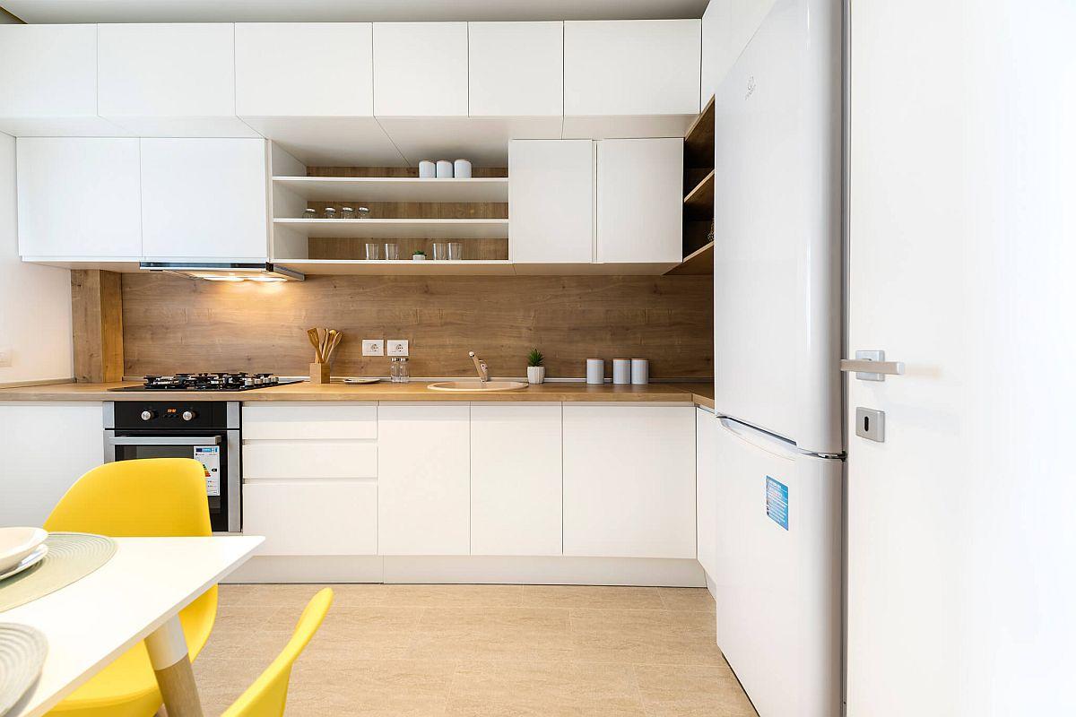 adelaparvu.com despre amenajare apartament 66 mp Afi City Bucuresti, design Alderamin Studio, Foto (8)