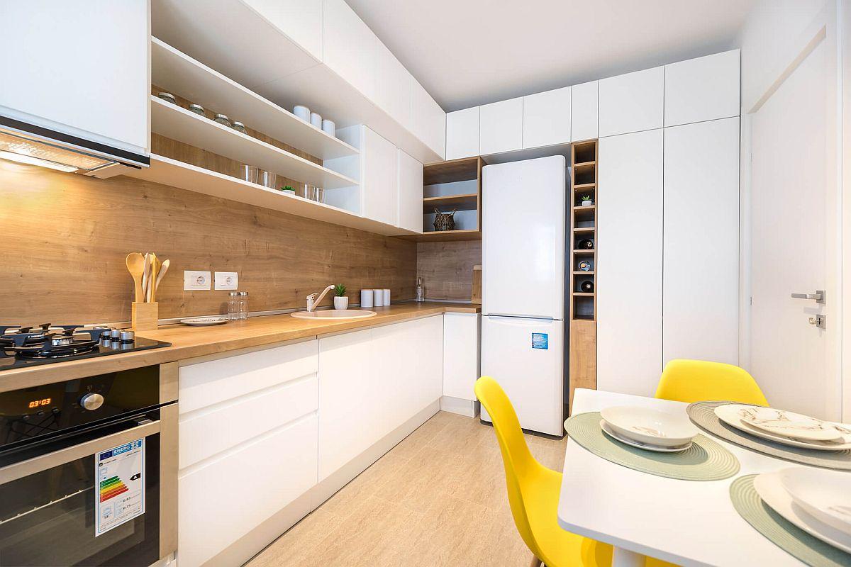 adelaparvu.com despre amenajare apartament 66 mp Afi City Bucuresti, design Alderamin Studio, Foto (9)