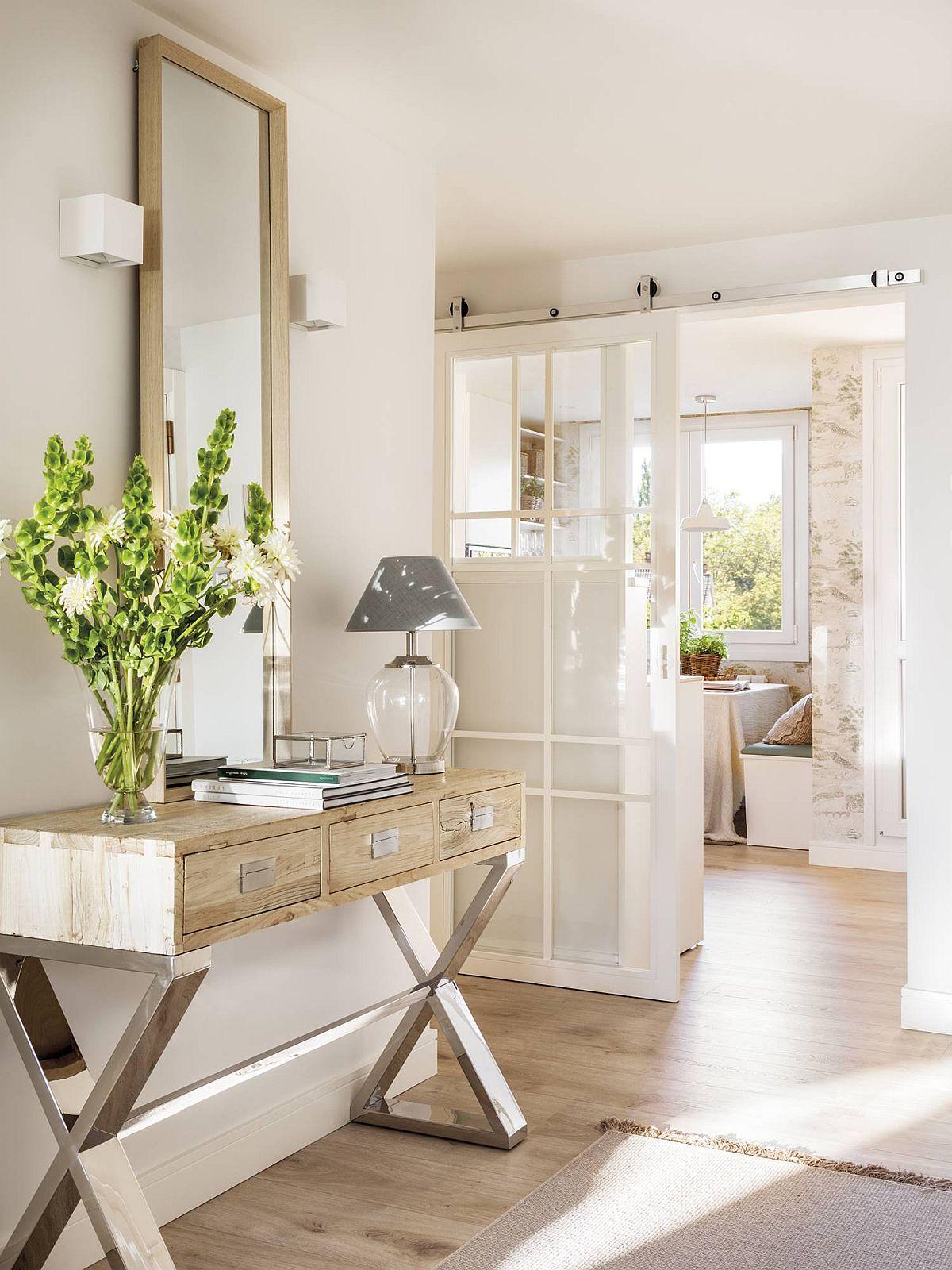 adelaparvu.com despre amenajare locuinta urbana luminoasa, design Sube Susaeta Interiorismo, Foto Philips Scheffel ElMueble, Sube Susaeta Interiorismo (14)
