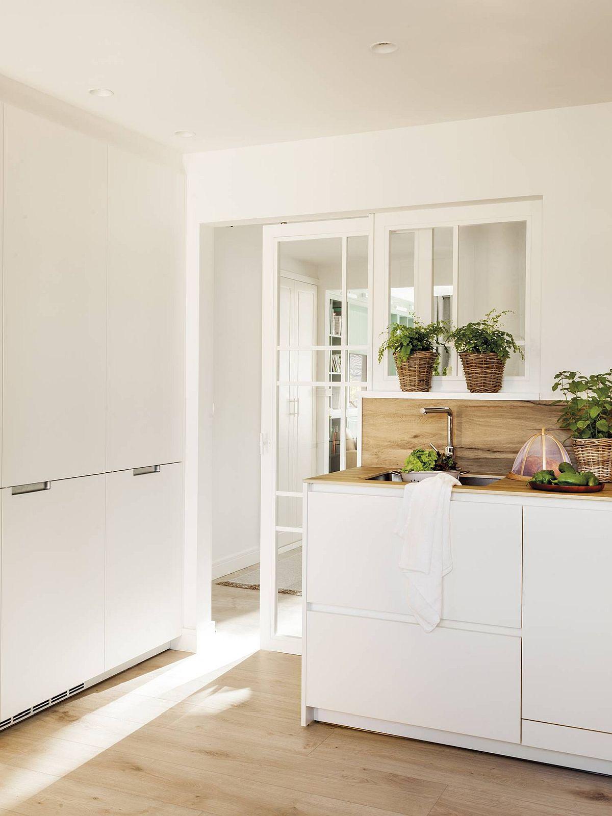 adelaparvu.com despre amenajare locuinta urbana luminoasa, design Sube Susaeta Interiorismo, Foto Philips Scheffel ElMueble, Sube Susaeta Interiorismo (18)