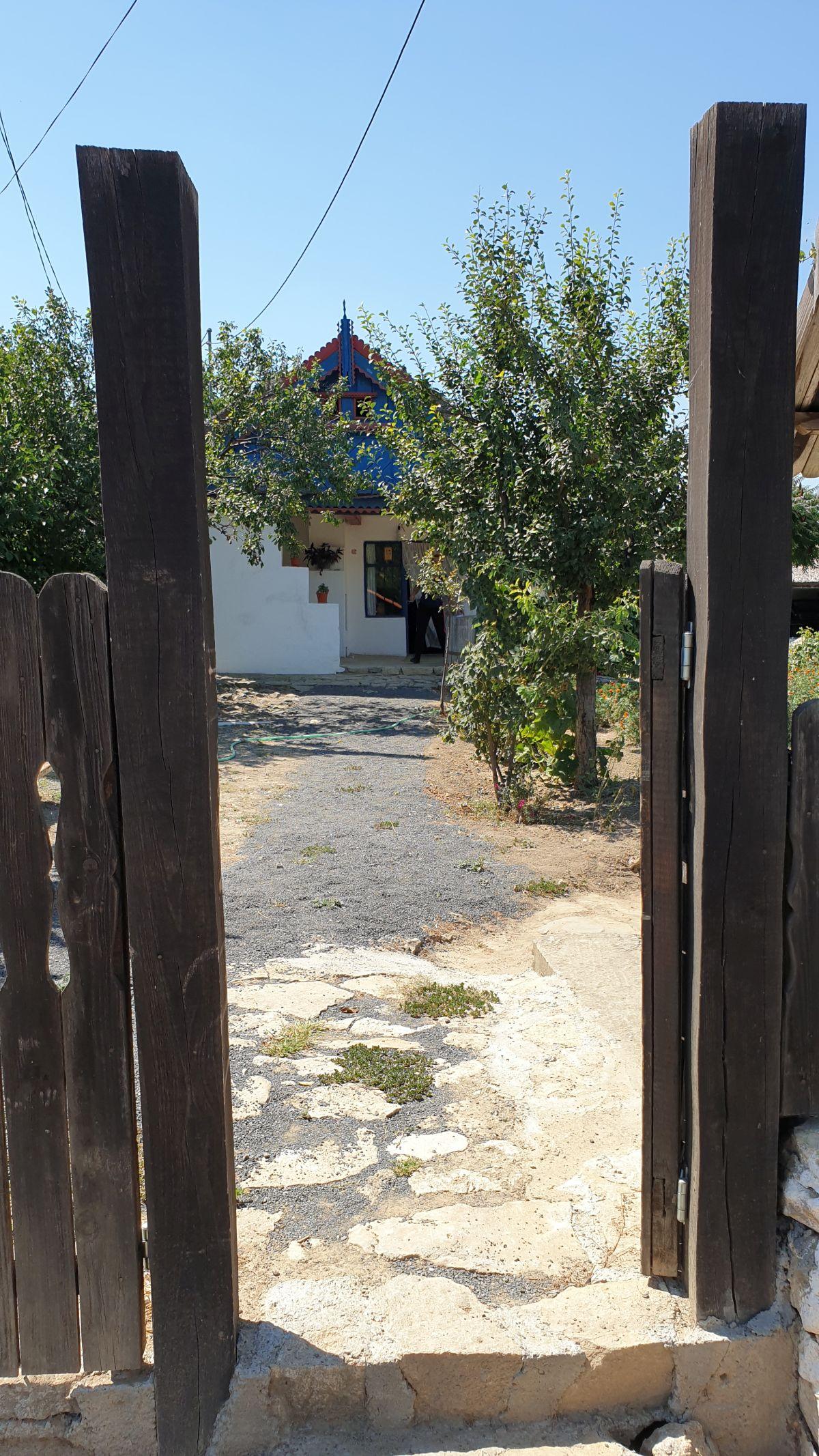 adelaparvu.com despre casa traditionala Enisala, Muzeu Enisala, Foto Adela Parvu (1)
