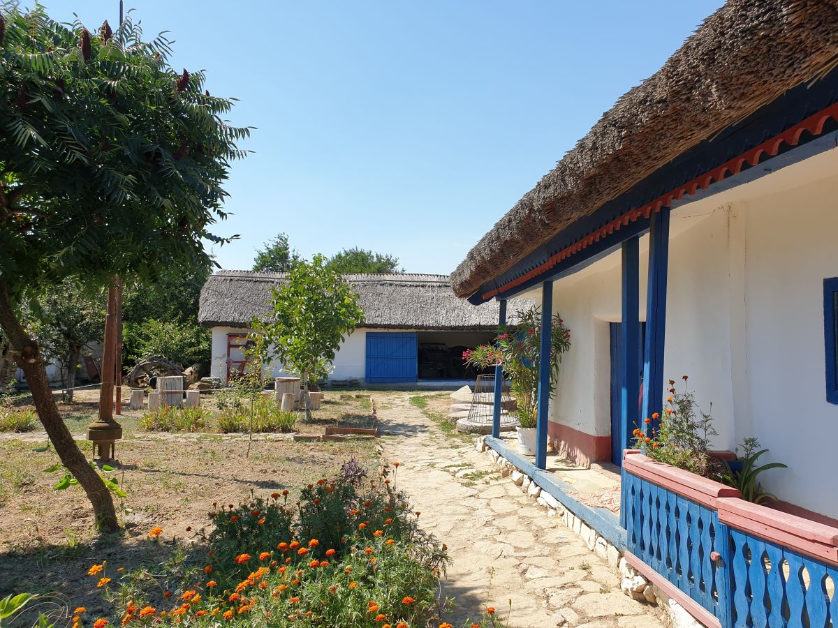 adelaparvu.com despre casa traditionala Enisala, Muzeu Enisala, Foto Adela Parvu (23)