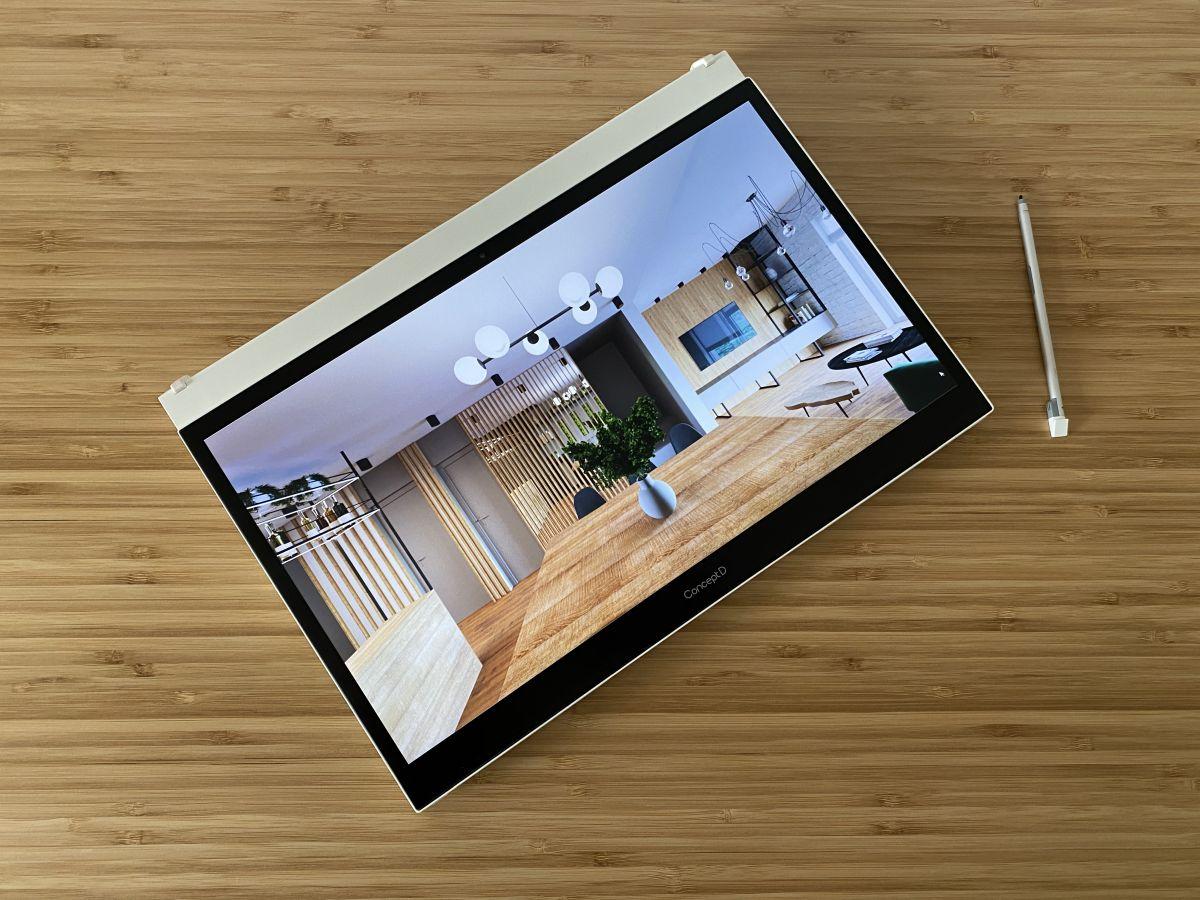 Design-ul și performanțele oferite de ConceptD 3 Ezel mi se potrivesc ca o mănușă. E o reală plăcere să lucrezi pe un astfel de laptop, atât la birou cât și atunci când e nevoie să mă deplasez pentru întâlniri cu clienții. Pentru mine acesta este un lucru foarte important, care adaugă un anumit farmec imaginii mele personale.